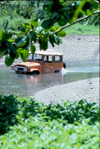 Stuck in the River 1985