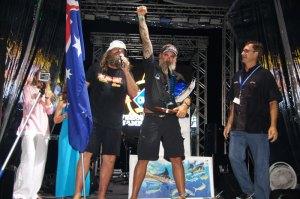 Top Angler: Craig John White (Whitey) representing the Shimano West Australian Open