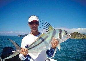 Amanda's roosterfish