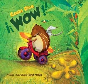 Costa Rica Wow book cover