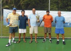 Quepos tennis tournament