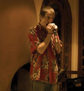 "Lance ""The Harp Man"" Bennett"