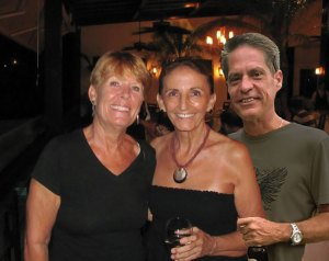 Pat, Ana & Dave