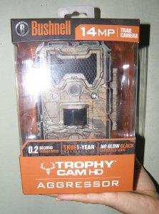 Bushnell camera