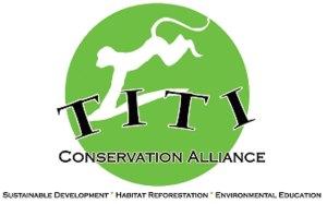 Titi Conservation Alliance logo
