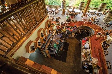 Fuego Brew Co interior