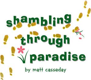 Shambling through paradise header