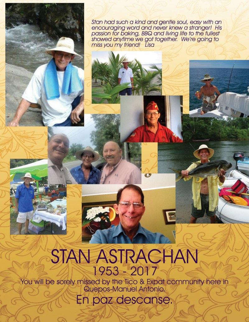 Stan Obituary
