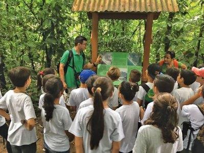 Field trip to Hacienda Baru National Wildlife Refuge