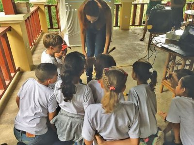 Field Trip to Las Alturas Wildlife Sanctuary