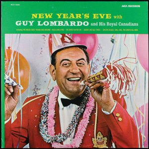 Guy Lombardo album cover