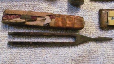 Handel's tuning fork