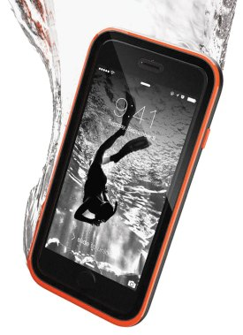 Waterproff phone case