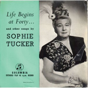 Sophie Tucker album