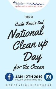 National Clean-up Day logo