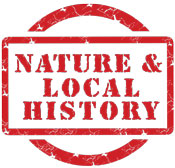 nature and Local history logo