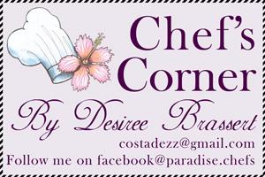 Chef's corner header