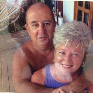 Richard and Diane