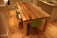 Bespoke Handmade Contemporary Dining Table   Quercus Furniture