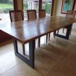 Pippy Oak Live Edge Table