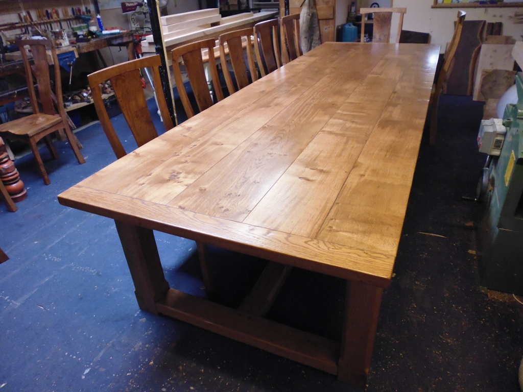 Blog quercus furniture for 12 seater dinning table
