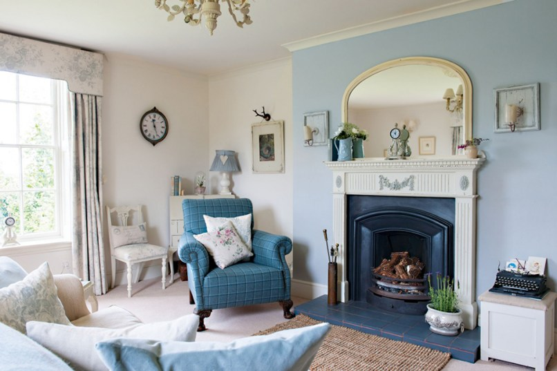 Country Cottage Living Room Ideas Uk | 1025theparty.com