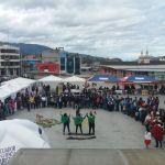 "Segundo Festival del maíz ""Sara Llakta"" en Bolívar: diversidad de alegrías"
