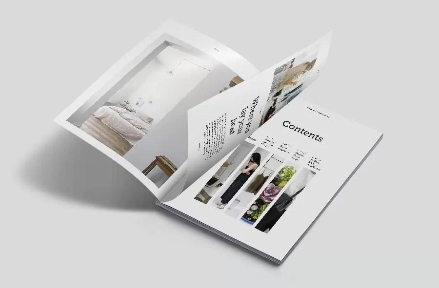 revista páginas cargo