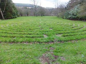 Labyrinth at Shepherds Dene