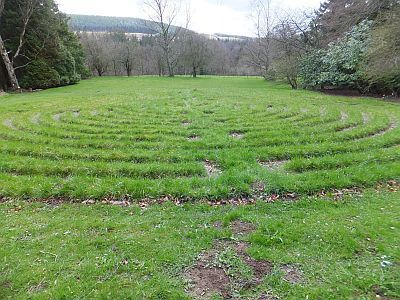 Labyrinth at Shepherds Dene