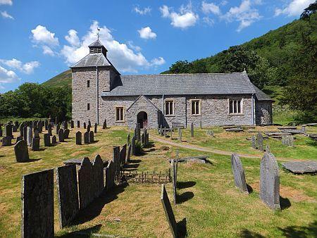Shrine Church, Pennant Melangell