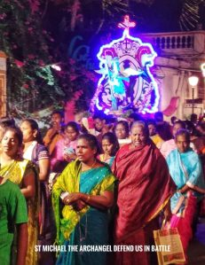 Pondicherry's Rosary Army