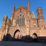 Hereford Cathedral (West face)