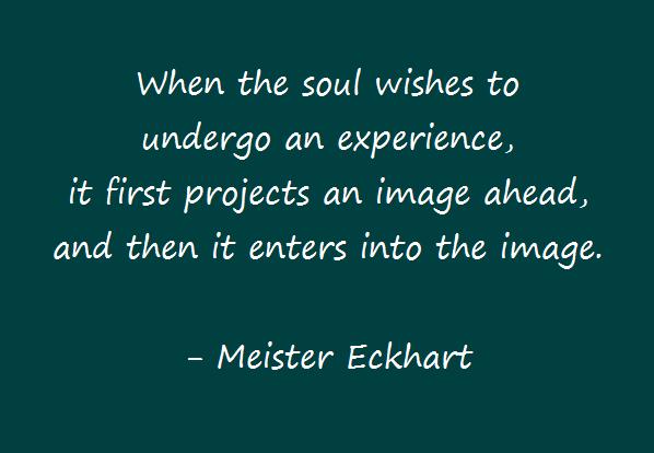 Eckhart projection