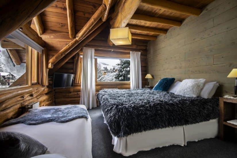 10 melhores hotéis na neve em Bariloche, na Argentina