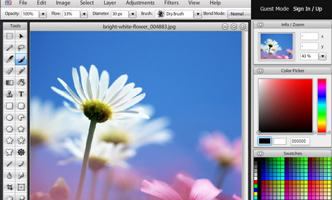 7 Free Online Photo Editors  Photoshoping Online  Quertime