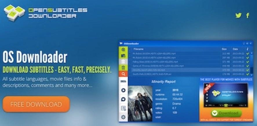 open-subtitle-downloader