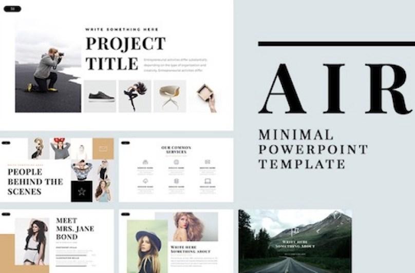 air-minimal-template