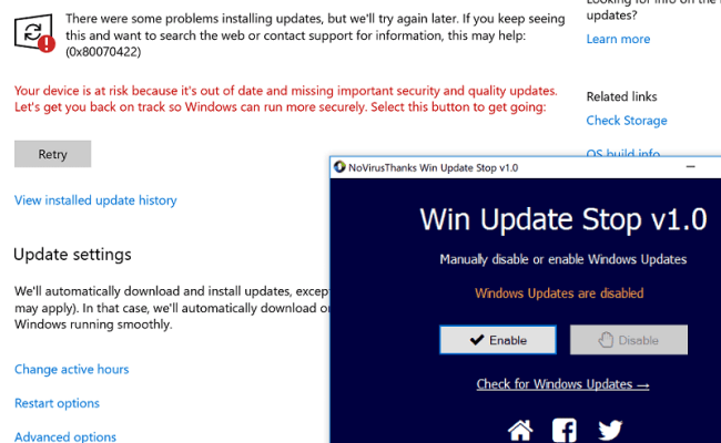 How To Permanently Disable Windows 10 Updates Query Admin