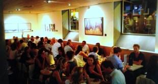 RESTAURANTE LATERAL QUE SE CUECE EN BCN BARCELONA MADRID