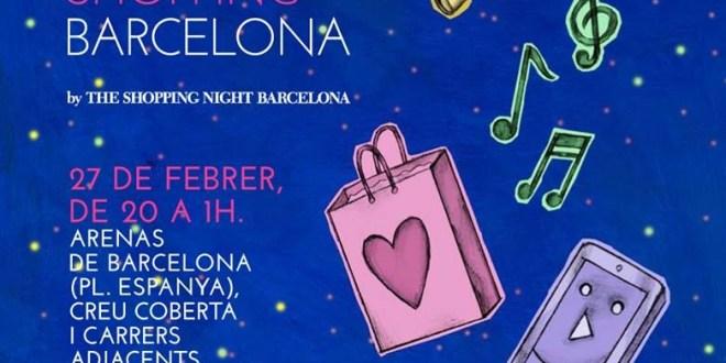 SMART SHOPPING BARCELONA 2014: COMPRAS NOCTURNAS, AL RITMO DE LA MEJOR MÚSICA