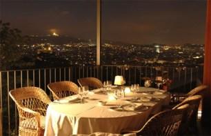 RESTAURANTE EL XALET DE MONTJUICH 2 que se cuece en bcn restaurantes románticos para san valentin barcelona