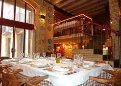 RESTAURANTE ROMANTICO HOSTAL EL PINTOR 8 que se cuece en bcn restaurantes románticos para san valentin barcelona