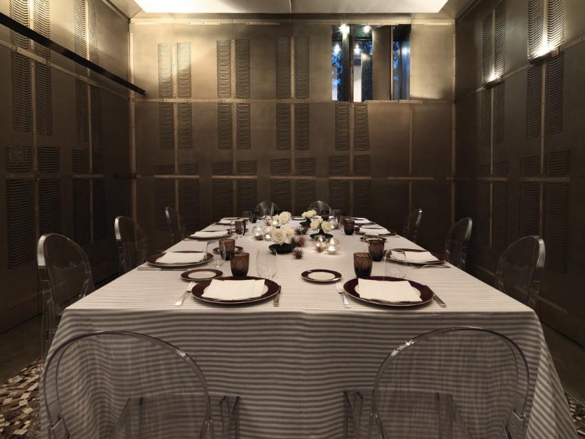 Abre sus puertas en barcelona merc s one el restaurante de una sola mesa - Restaurante 7 puertas barcelona ...