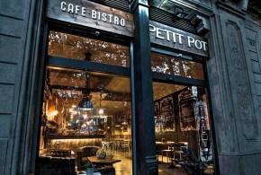 BRUNCH Y MUCHO MÁS EN PETIT POT CAFÉ BISTRO BARCELONA