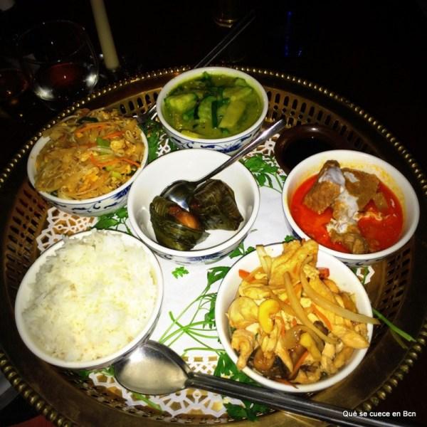 restaurante Thai gardens barcelona que se cuece en bcn donde comer (12)