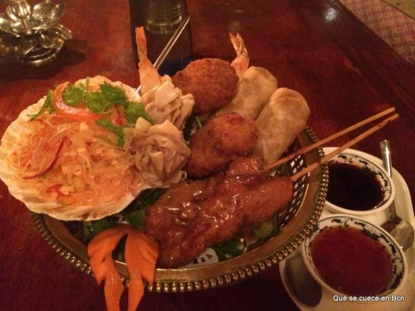 restaurante Thai gardens barcelona que se cuece en bcn donde comer (4)