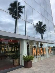 mana 75 restaurante que se cuece en bcn cenas grupos planes barcelona (10)