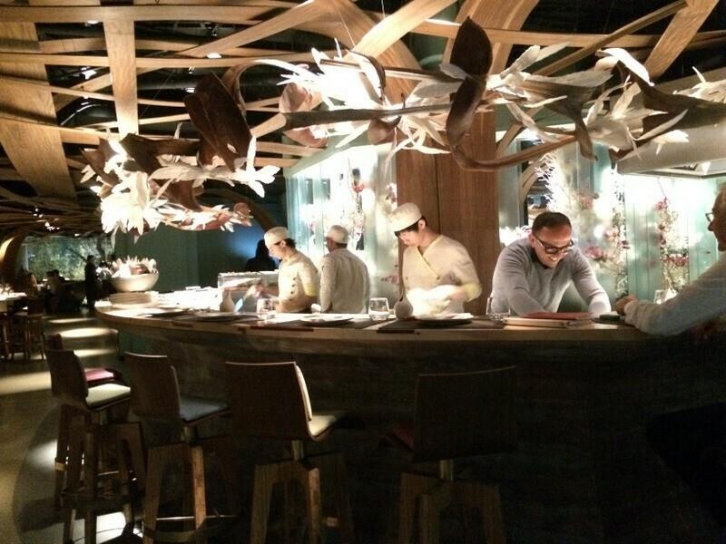Ikibana sarria restaurante nuevo barcelona que se cuece en bcn planes (4)