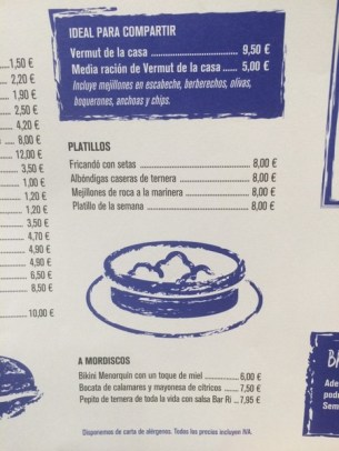Nuevo restaurante Bar Ri sarria barri que se cuece en bcn (11)